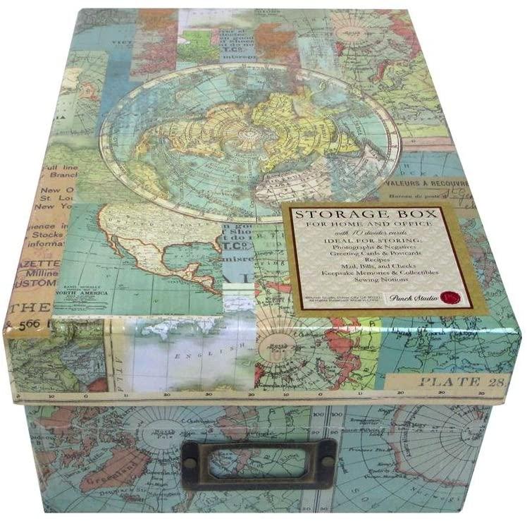 Travel memory box
